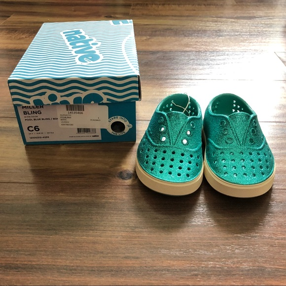 Native Shoes | Nwt Native Miller Bling